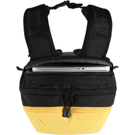 The North Face Jestorealis Mochila, tnf yellow/tnf black